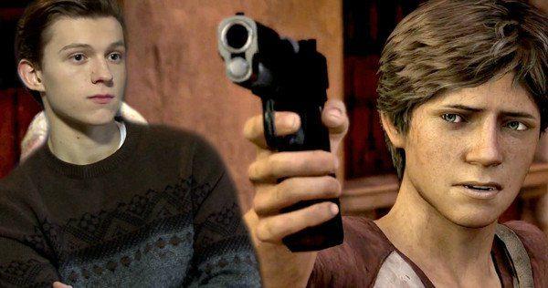 Mengambil timeline Nathan Drake masih muda, Tom Holland dari Spiderman: Homecoming akan mengambil peran utama tersebut.