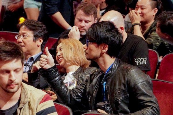 Kojima-sama Approves!