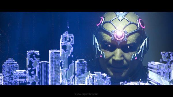 """Adalah Braniac yang membuat kolaborasi keduanya harus dilakukan, bersama dengan mantan anggota """"Regime"""" dari seri pertama. Brainiac juga menjadi otak di balik kehancuran Planet Superman dan Supergirl - Krypton."""
