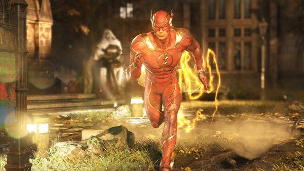 Setiap karakter dipresentasikan dengan sangat baik, dari desain kostum hingga animasi serangan yang ada.