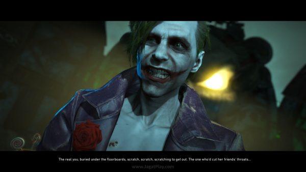Joker? Kembali hidup?