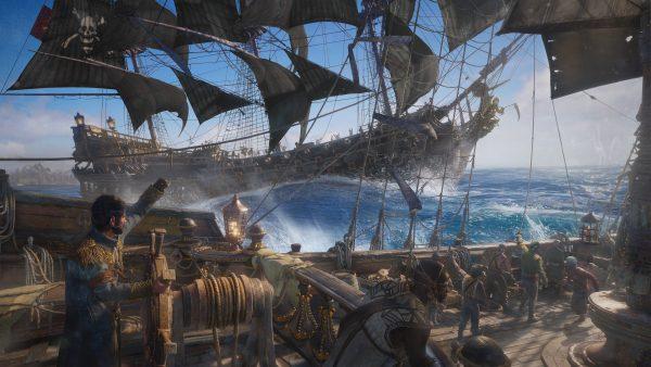 Ubisoft memastikan bahwa Skull & Bones akan mendapatkan mode campaign single-player.