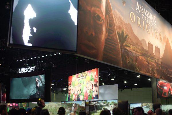 AC Origins yang sangat ditunggu-tunggu gamers di seluruh dunia