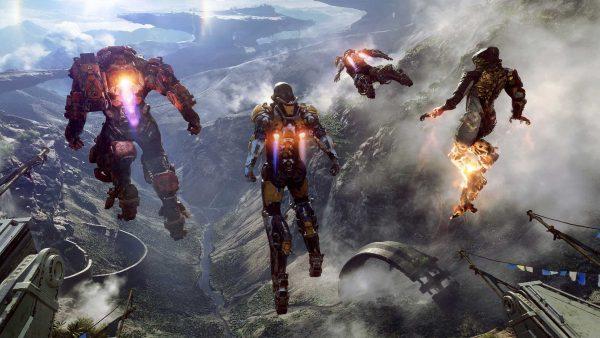 EA menyebut bahwa Anthem adalah komitmen selama 10 tahun.