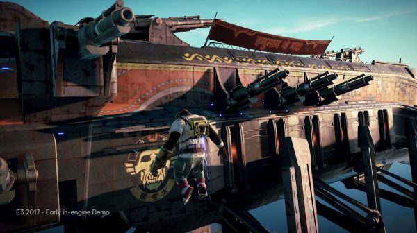 Ubisoft memperlihatkan demo singkat soal gameplay dan in-game engine Beyond Good & Evil 2.