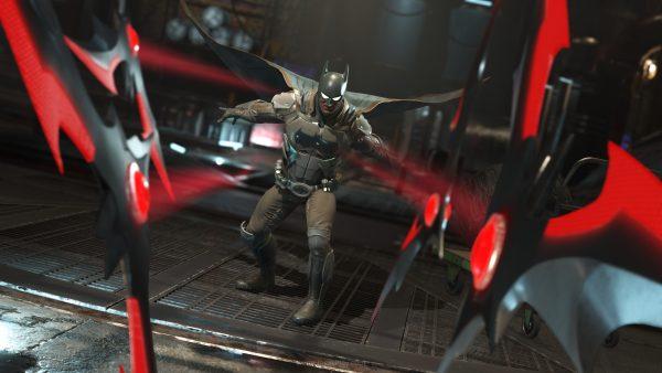 Menggunakan basis engine Mortal Kombat X yang didasarkan pada Unreal Engine 3, Injustice 2 terlihat fantastis.