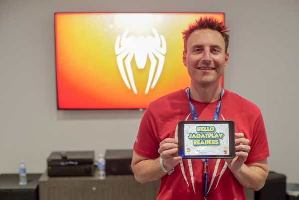 jagatplay E3 2017 - spiderman
