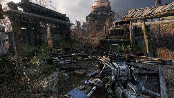 Metro Exodus dipastikan bukan game open-world.