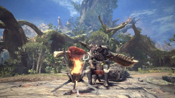 Monster Hunter World juga dipastikan akan tiba di PC, walaupun akan lebih terlambat dibandingkan dengan versi konsol yang akan tiba awal 2018 mendatang.