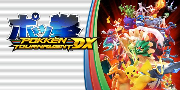 pokken tournament deluxe