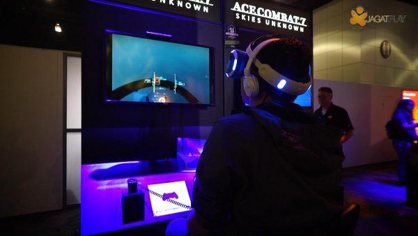 Ace Combat 7 E3 2017 jagatplay