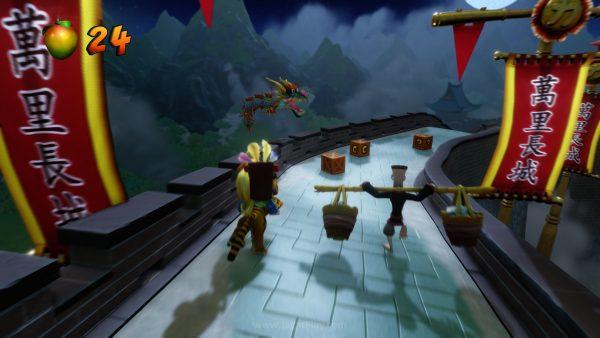 Seperti pedang bermata dua, gamer pendatang baru yang tak terlalu mengenal Crash mungkin tak akan terlalu menikmati pendekatan gameplay lawas seperti ini.
