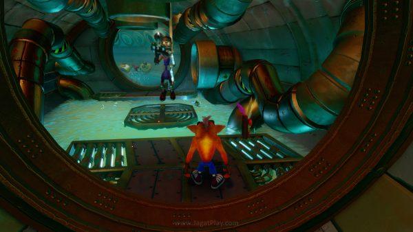 Crash Bandicoot Remaster berhasil menjadi yang terbaik di pasar Inggris selama 6 minggu.