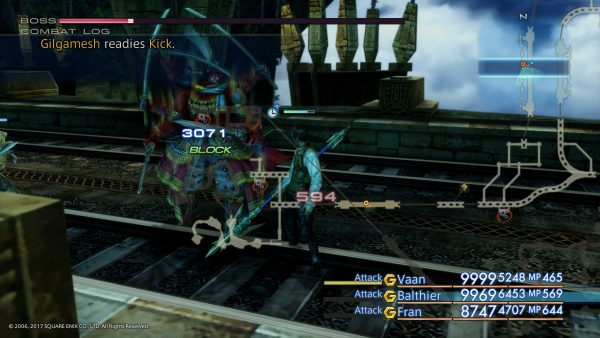 """Seperti sebuah bot """"resmi"""" dalam game MMORPG, selama dieksekusi dengan tepat, Gambits akan membuat Anda tak perlu mengatur banyak hal kecil setiap waktu. Anda bahkan bisa membiarkan pertarungan berjalan otomatis."""
