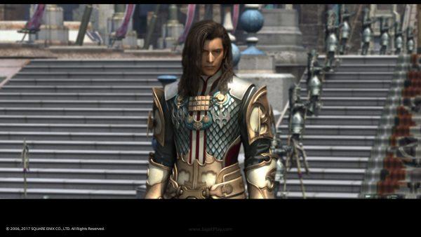 Di bawah kepemimpinan Vayne Solidor, Archadia tak punya rencana untuk melepaskan cengkeramannya.