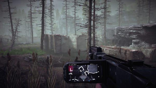 Ada sesi action yang meminta Anda mengangkat senjata. Tak harus diselesaikan dengan kematian, Anda bisa menempuh cara stealth dan sekedar melewati musuh yang ada.