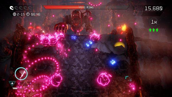 Selamat datang di Neraka Peluru Neon!