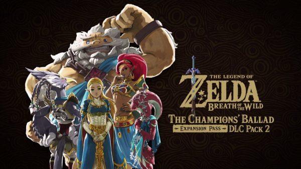 Aonuma memastikan bahwa DLC kedua Breath of the Wild - Champions' Ballad tetap menjadikan LInk sebagai karakter utama.