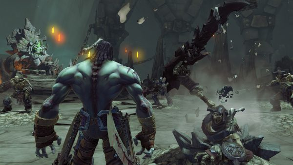 Darksiders II: Deathinitive Edition akan jadi game gratis ekstra untuk gamer PS Plus region Asia bulan ini!