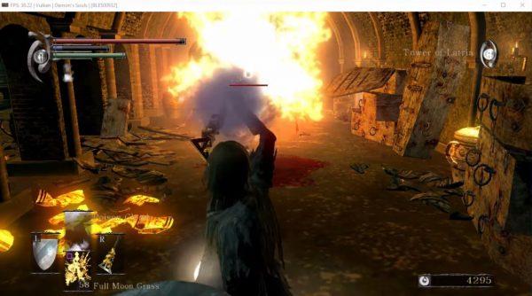 Walaupun performanya belum optimal, namun Demon's Souls kini bisa dimainkan tanpa crash atau bug signifikan via RPCS3.