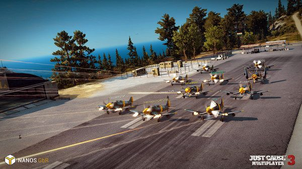 Mod multiplayer Just Cause 3 dari Nanos Team akan dirilis via Steam minggu depan.