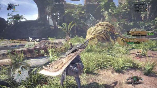 Lewat video baru berdurasi 23 menit, Monster Hunter World memperlihatkan porsi gameplay lebih detail.
