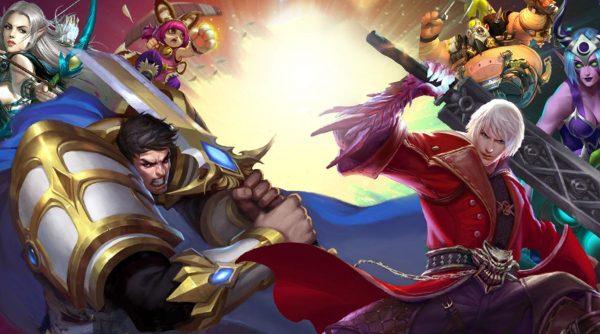 """Dianggap """"mencuri"""" banyak elemen gameplay LOL, Riot Games melemparkan tuntutan hukum pada game MOBA mobile populer - Mobile Legends."""