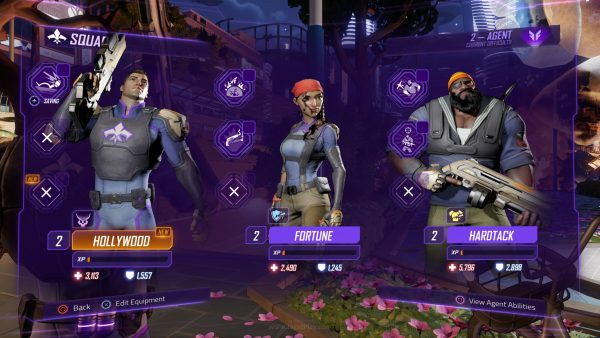 Sesi eksplorasi dan penyelesaian misi yang ada akan memungkinkan Anda membawa tiga karakter sekaligus.