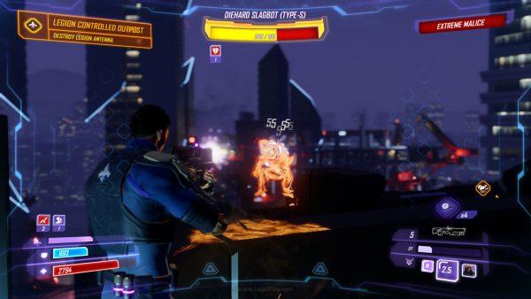Bisa berganti secara instan ke karakter-karakter yang Anda bawa, fungsi ini menjadi elemen gameplay yang esensial untuk bertahan hidup dan berstrategi.