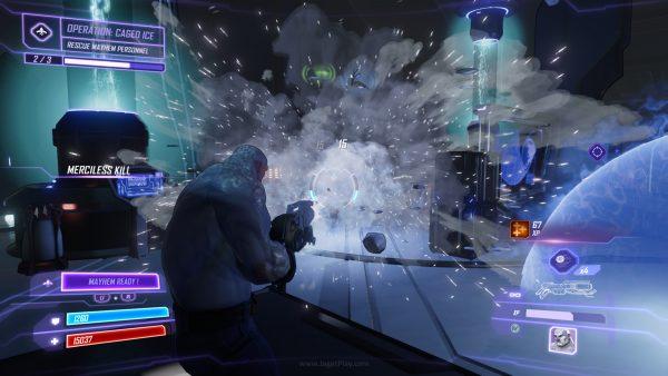 Cita rasa actionnya yang kental sebagai third person shooter, tidak lantas mengubur sensasi RPG yang ada.