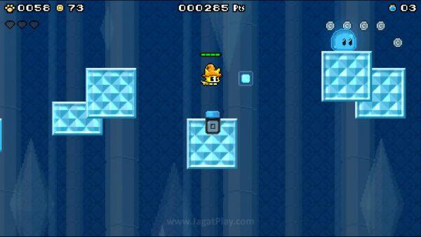 Anda tidak akan menemukan level yang serupa di game ini!