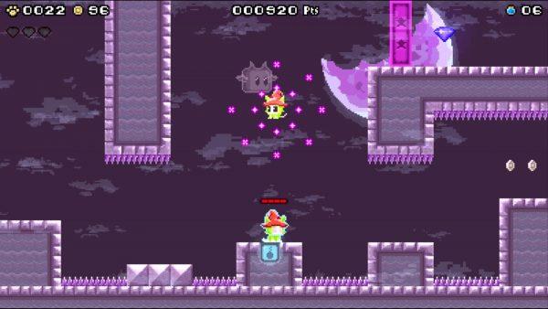Setiap level punya mekanik tersendiri, membuatnya tak repetitif.