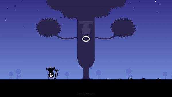 Butuh materi lebih langka? Silakan berjoget dengan pohon aneh yang satu ini!
