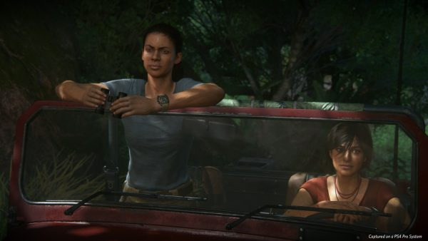 Mengambil setting setelah Uncharted 4, Anda akan berpetualang sebagai Chloe Frazer dan Nadine Ross - dua karakter wanita pendukung seri-seri Uncharted sebelumnya.