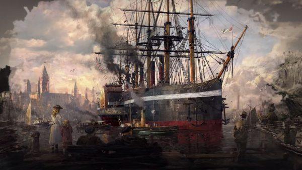 Kembali ke masa lampau, Anno 1800 hadir dengan tema Victorian yang kental.