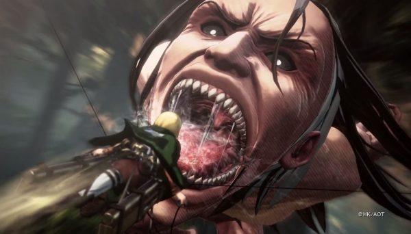 Koei Tecmo dan Omega Force memastikan kehadiran Attack on Titan 2.
