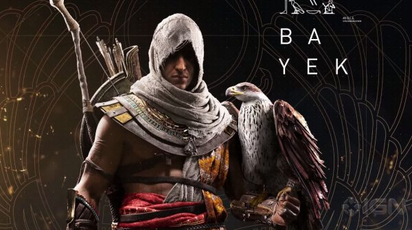 Lewat sebuah video baru bersama IGN First, Ubisoft memperkenalkan lebih dalam karakter utama untuk AC Origins - Bayek.