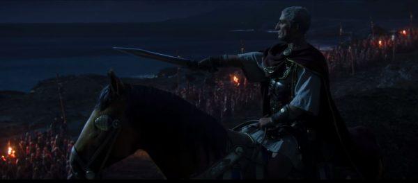 Trailer sinematik AC Origins memperlihatkan sosok Caesar dan Cleopatra di dalamnya.