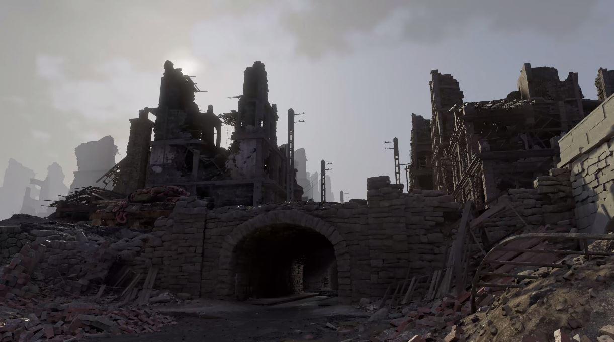 Kojima Productions Perlihatkan Visual Kabut Memesona Death Stranding