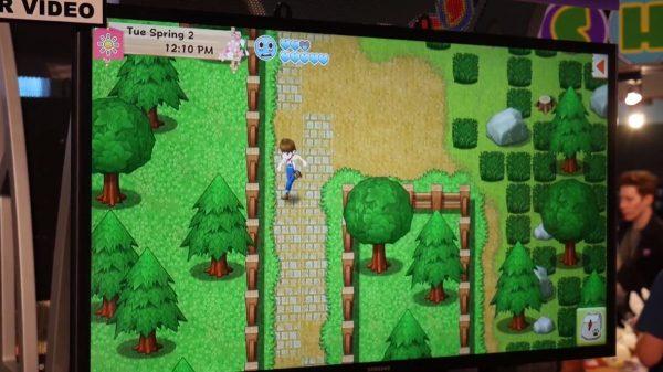 Gameplay Harvest Moon: Light of Hope Terlihat Mengecewakan