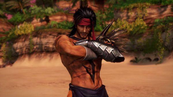 Jecht - ayah Tidus dari Final Fantasy X dipastikan bergabung di Dissidia FF dalam update Agustus mendatang.