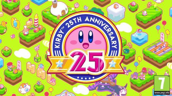 Happy 25th birthday, Kirby!