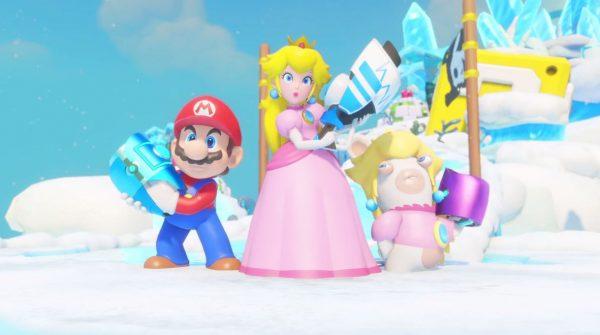 Menyambut tanggal rilis yang kian dekat, Mario + Rabbids Kingdom Battle merilis trailer baru.