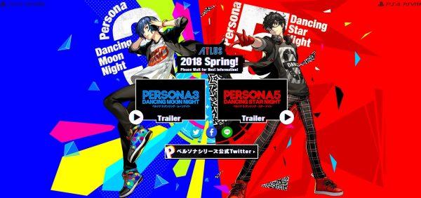 Persona 3 dan Persona 5 akan mendapatkan game dansa mereka masing-masing.