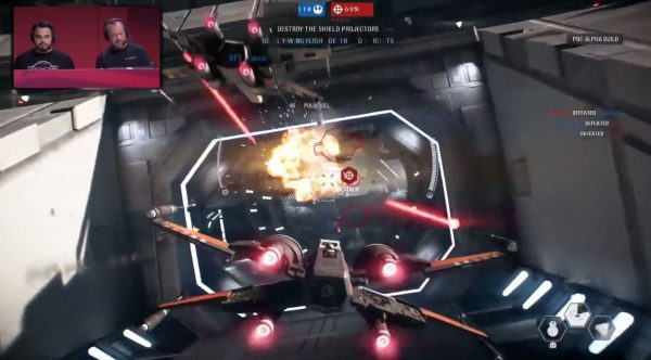 Sempat memancing penasaran, DICE dan EA akhirnya memperlihatkan pertempuran luar angkasa SW: Battlefront II via sesi live-stream di Gamescom 2017.