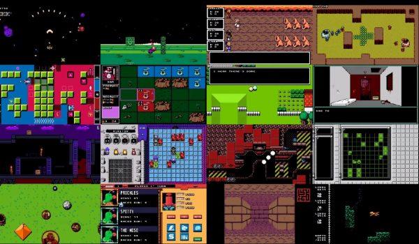 UFO 50 akan memuat sekitar 50 game dari ragam genre racikan 5 dev. indie.