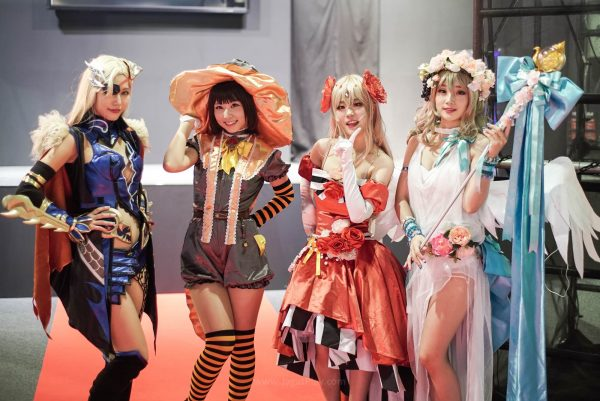 Booth babes jagatplay tgs 2017 (16)
