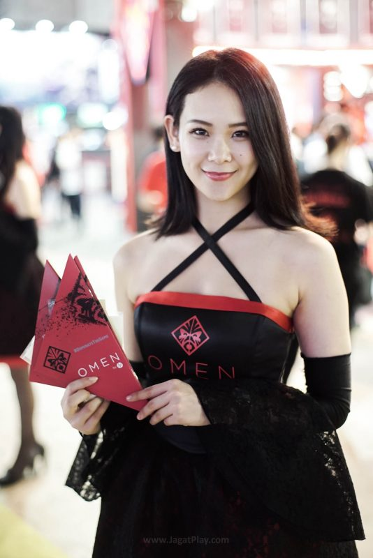 Booth babes jagatplay tgs 2017 (17)