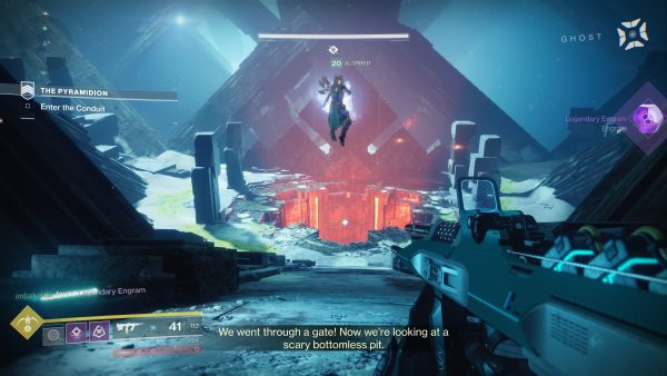 Dari sisi visual, Anda mungkin tidak melihat dan merasakan peningkatan yang signifikan dibandingkan Destiny 1.