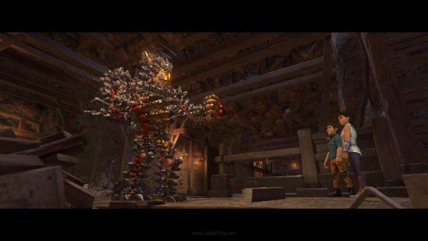 Ragam material yang bisa diadopsi Knack kini juga punya peran lebih penting dalam gameplay.